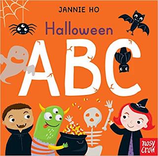 Halloween ABC Book