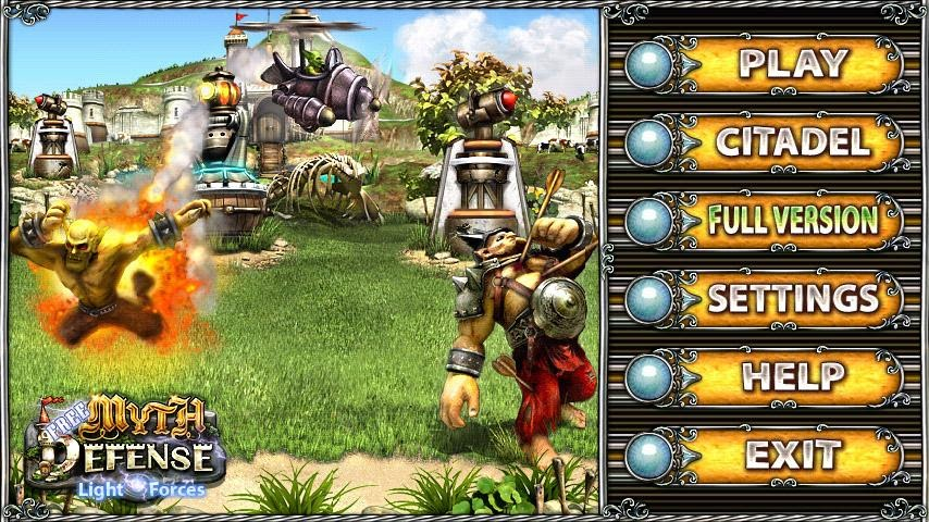 Myth Defense LF apk Android Hd Game qvga hvga - Aplikasi ...