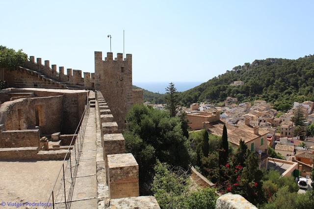 Mallorca, Illes Balears, Països Catalans, patrimoni cultural, els pobles més bonics de Mallorca
