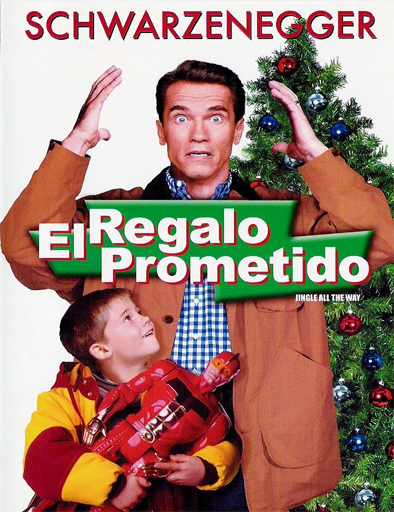 Ver El regalo prometido (Jingle all the Way) (1996) Online