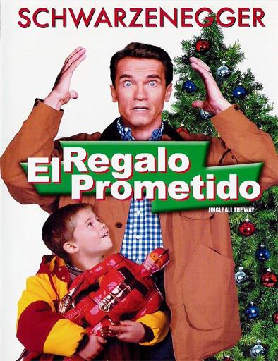 Ver El regalo prometido (Jingle all the Way) (1996) Online