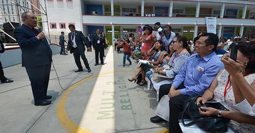 DRELM realizó con éxito el VI Congreso Pedagógico Internacional «Aprendizajes a lo largo de la vida» - www.drelm.gob.pe
