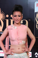 Akshara Haasan in Peach Sleevless Tight Choli Ghagra Spicy Pics ~  Exclusive 10.JPG