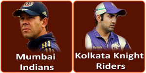 KKR Vs MI on 24 April 2013