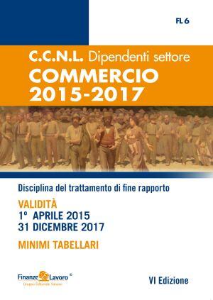 Lavoro news ccnl dipendenti settore commercio 2015 2017 for Ccnl terziario distribuzione e servizi