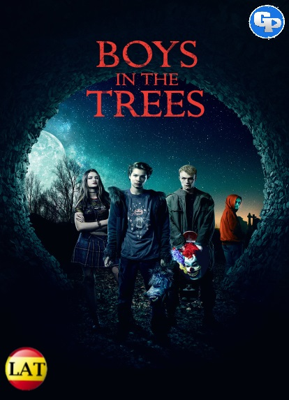 Boys In The Trees (2016) LATINO