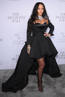 GettyImages 847124378 - GLOBAL: Rihanna Was All About Family At Her 3rd Annual Diamond Ball (Photos)