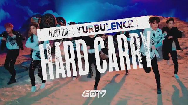 GOT7的Hard Carry