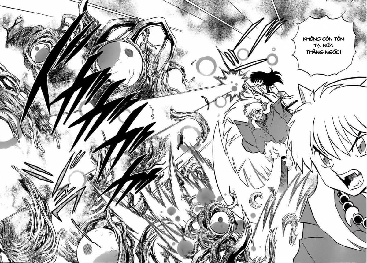 Inuyasha vol 56 - chap extra trang 29