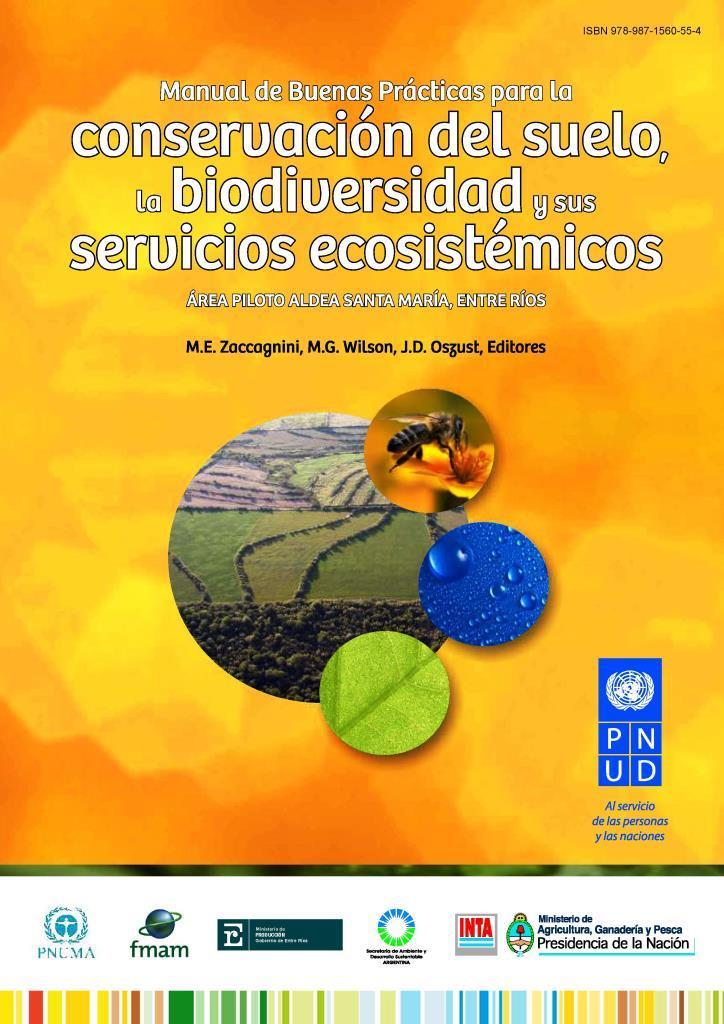 Manual de buenas prácticas para la conservación del suelo, la biodiversidad y sus servicios ecosistémicos