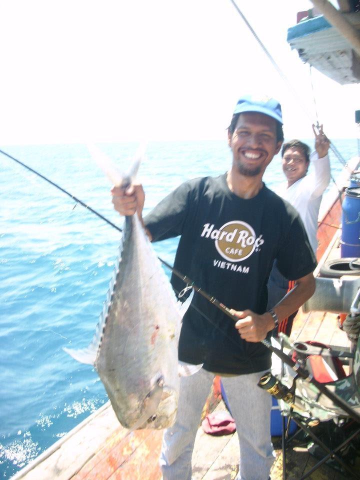Trip Memancing Di Mersing Johor