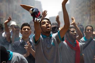 Manifestation Egypte amnesty internationale