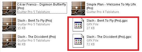 Tips Mengubah File Guitar pro  gpx Menjadi  gp5 Agar Bisa