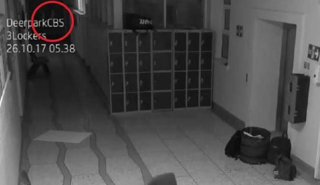 Rekaman Seram Teror Hantu di Sekolah yang Gegerkan Dunia