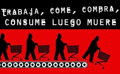 Zombies consumismo