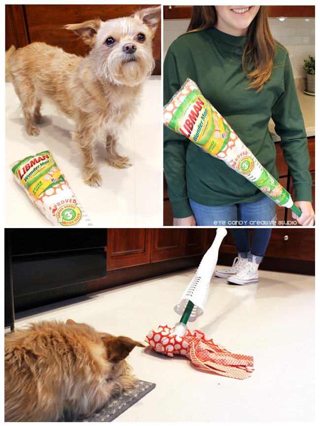kitchen cleaning, wonder mop, cleaning with kids, libman wonder mop