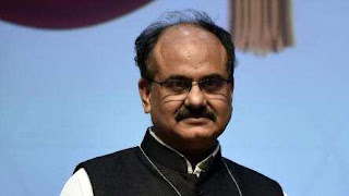 Ajay Bhushan Pandey Appointed as Finance Secretary