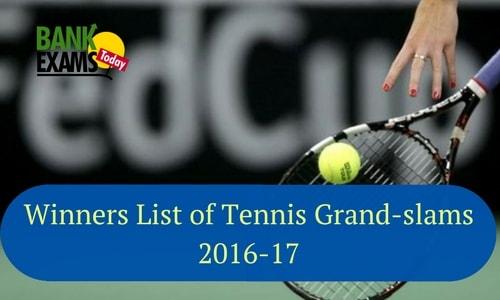 Tennis Grand-slams