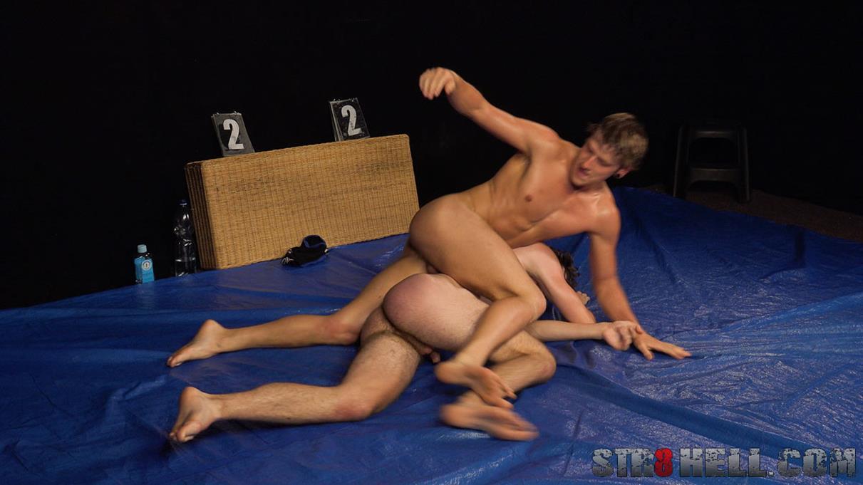 Str8hell - Alexandr Jander, Honza Bilek - Wrestling William Higgins