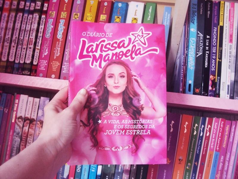 9240c18adc1f7 Mariana Leal  O que Achei do Livro da Larissa Manoela + Fotos