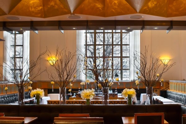 Restaurante Eleven Madison Park em Nova York