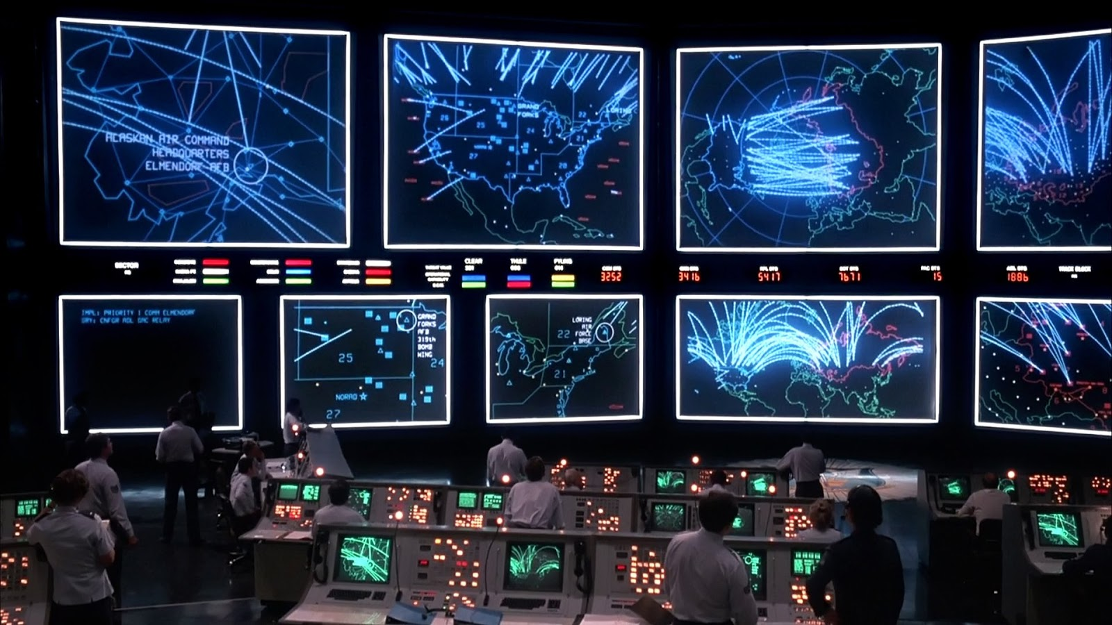 Movie Review: WarGames (1983) | The Ace Black Blog