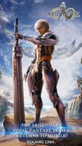 Download MOBIUS FINAL FANTASY MOD APK v1.5.101 English Version Full Hack High Damage Android Gratis