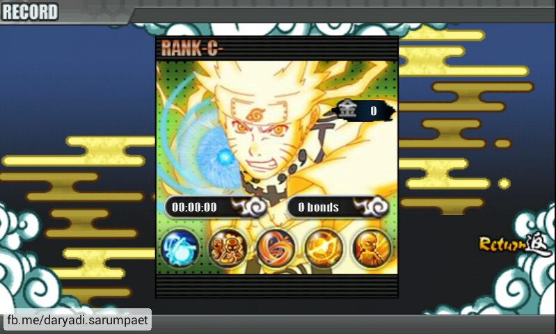 45 MB] Naruto Shippuden Senki APK Android Game Download + Review