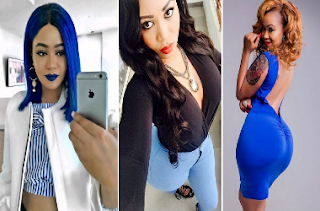 Vera Sidika Reveals Why She Can't Post Photos Of Athletes  And  Politicians She Dates