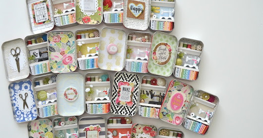 New Tiny Tin Sewing Rooms are In!
