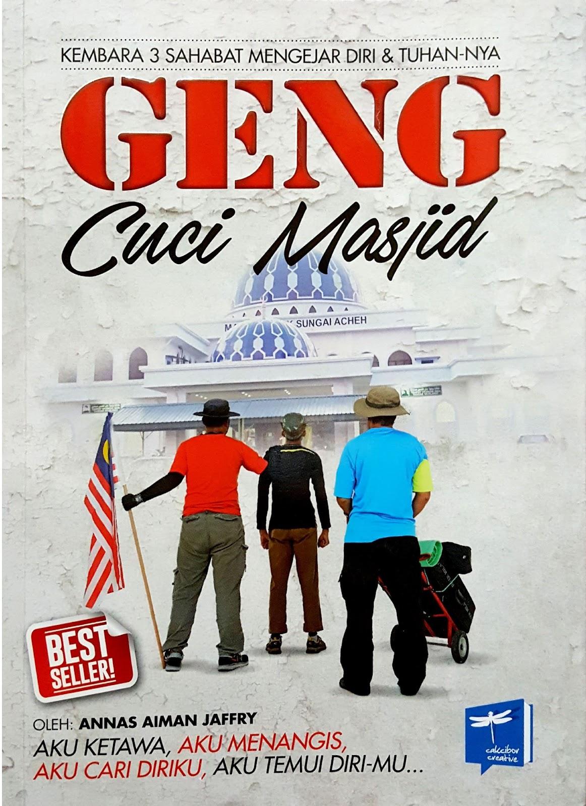 Geng Cuci Masjid