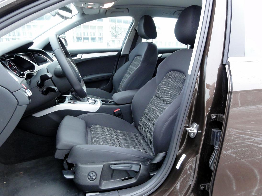 Guitigefilmpjes: Picture Update: Audi A4 2.0 TDI Avant