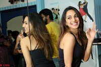 Kiara Advani Black Tank Top Tight leggings Tu Cheez Badi Hai Mast Mast~  Exclusive 42.JPG