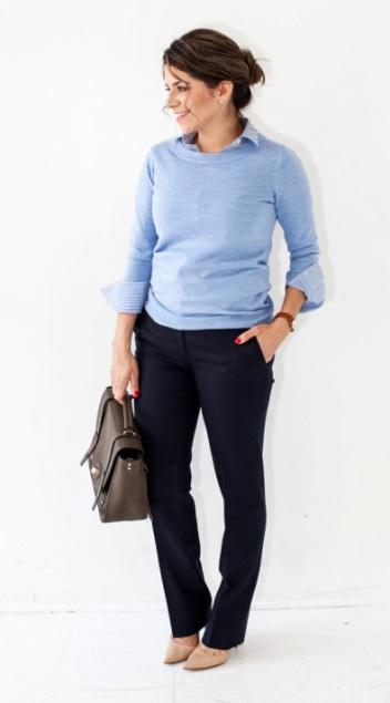 10 Contoh Baju Wanita Untuk Wawancara Melamar Kerja Yang Oke Punya