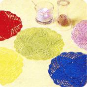 Porta-vasos a Crochet