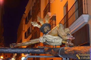 Resultado de imagen de Vía Crucis Cristo de la Salud Carreteria Sevilla