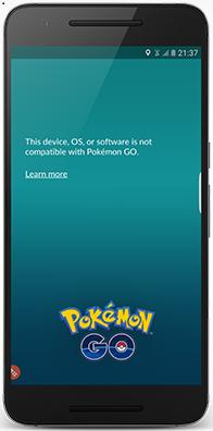 Si tienes root, no actualices Pokémon GO a la versión 0.37 o no podrás jugar