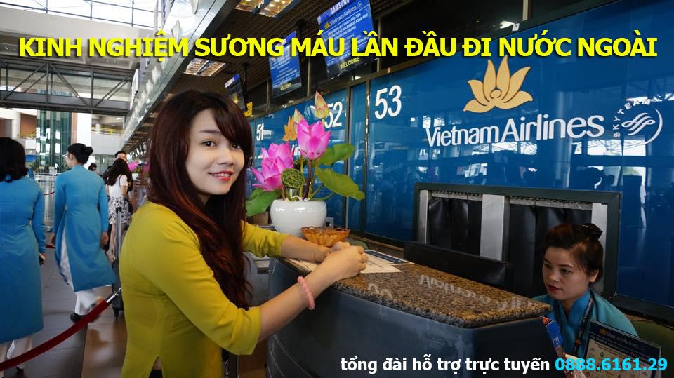Di may bay lan dau can nhung luu y gi
