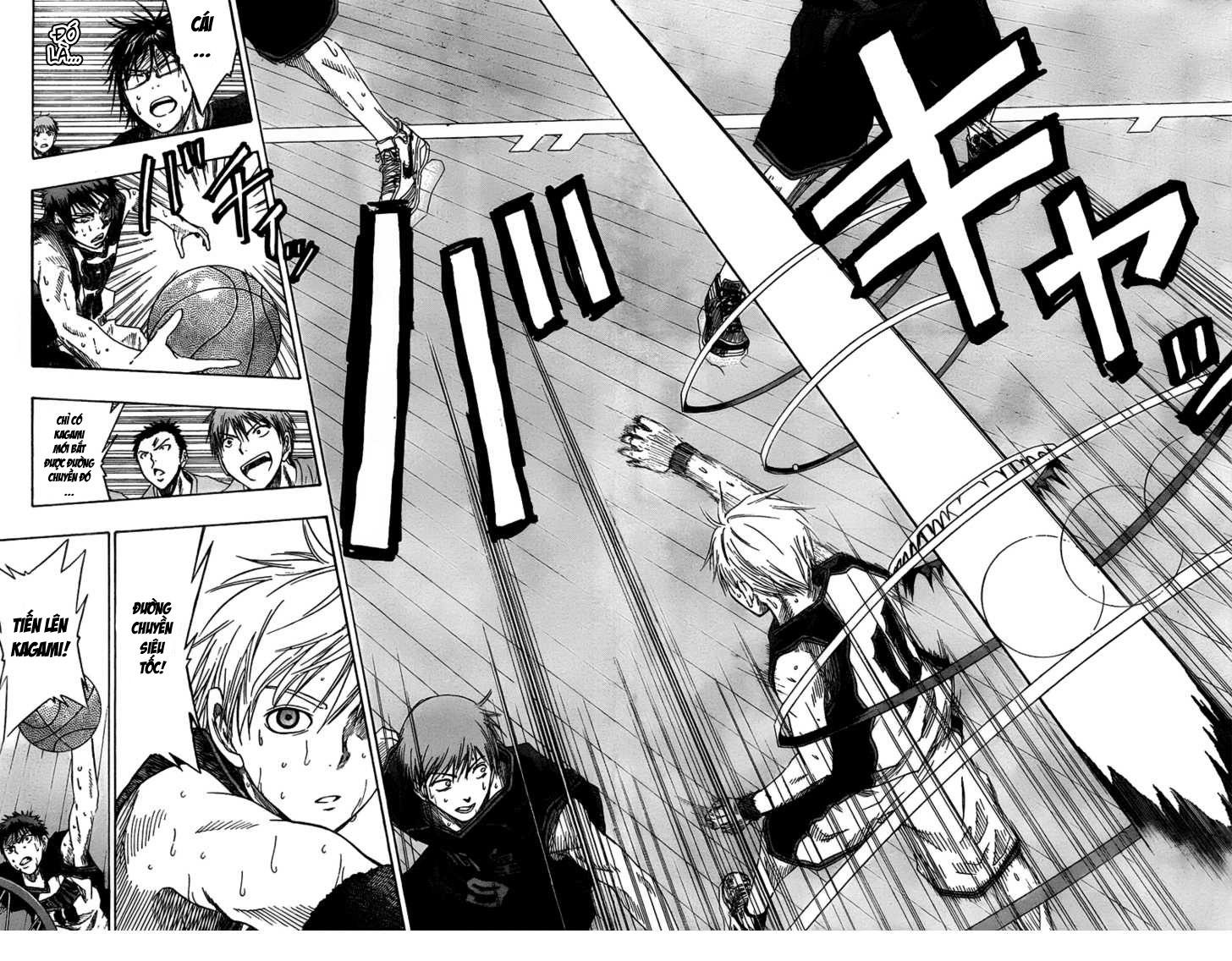 Kuroko No Basket chap 046 trang 14