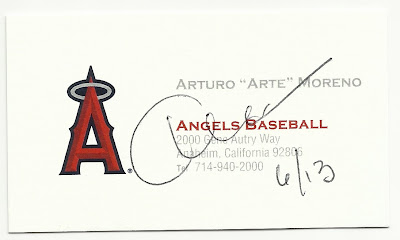 The Angels, In Order: Autograph Katsup
