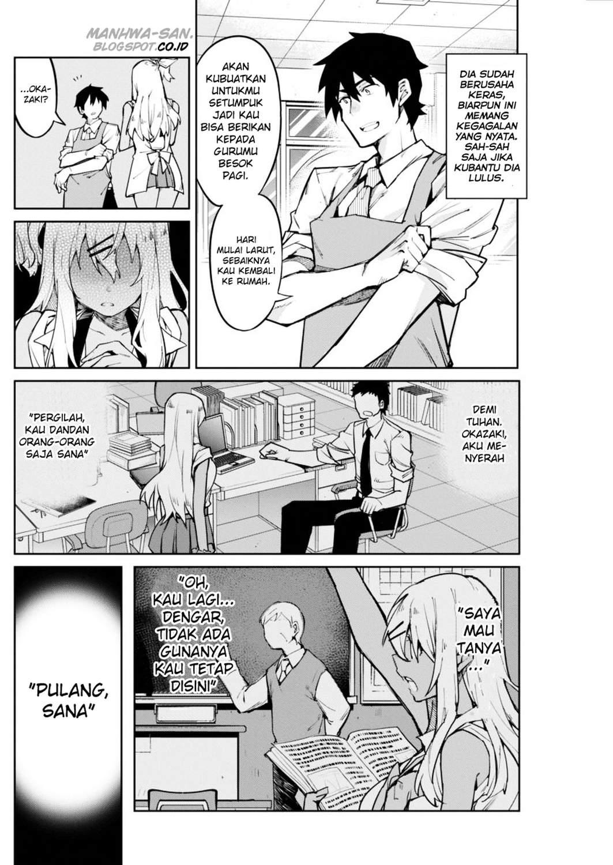 Komik Gal Gohan Chapter 1 Bahasa Indonesia
