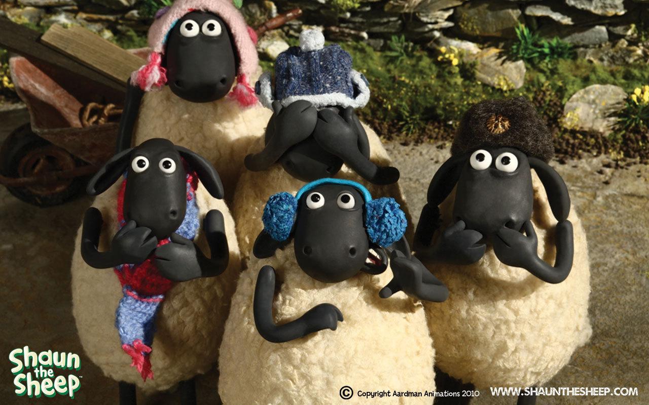 Shinee Wallpaper Iphone Gambar Shaun The Sheep