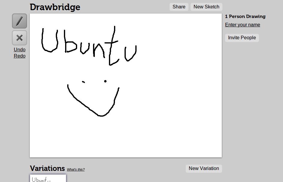 As seen through my eyes: From zero to DrawBridge via Ubuntu