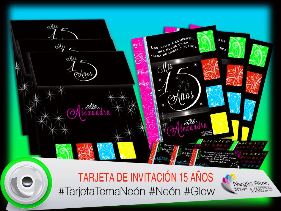 tarjetas de invitaciÓn digital graphics diseño y producción
