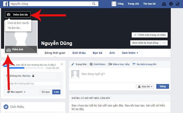 tạo nick facebook đơn giản