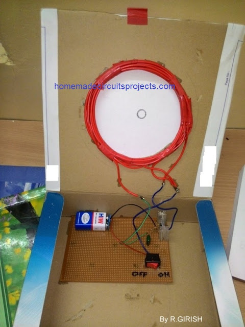 wireless LED lamp building clues