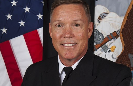 Navy chaplain fired after he's caught on video having sex at a New Orleans bar
