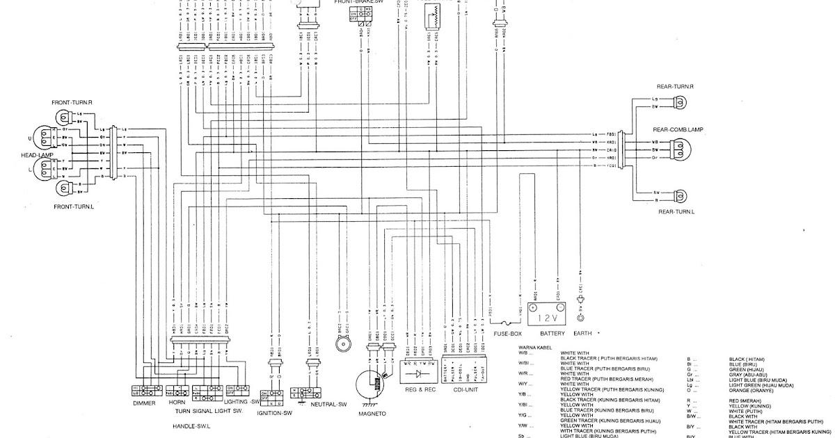 wiring diagram honda tiger revo auto electrical wiring diagramrelated with wiring  diagram honda tiger revo