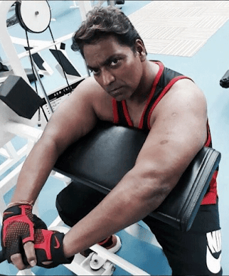 Ganesh Acharya Workout Routine to Lose Weight