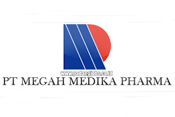 Lowongan Kerja Padang: PT. Megah Medika Pharma September 2018